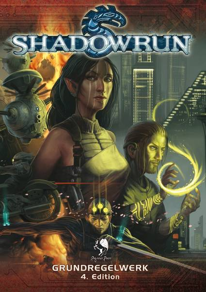 shadowrun grundregel