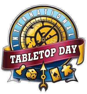 Tabletop Day Logo